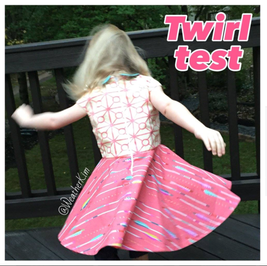 My favorite Little Girl Dress Pattern